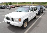1996 Jeep Grand Cherokee Limited 4x4 Data, Info and Specs