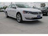 2014 Candy White Volkswagen Passat TDI SE #92551254