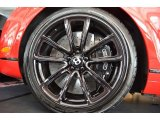 Bentley Continental GT 2010 Wheels and Tires
