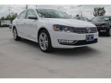 2014 Candy White Volkswagen Passat TDI SE #92551252