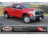 2014 Radiant Red Toyota Tundra SR5 Double Cab 4x4 #92550781