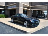 2014 Black Mercedes-Benz SLK 250 Roadster #92551142