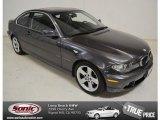 2005 Sparkling Graphite Metallic BMW 3 Series 325i Coupe #92551071