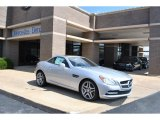 2014 Iridium Silver Metallic Mercedes-Benz SLK 350 Roadster #92551139