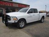 2011 Bright White Dodge Ram 1500 SLT Quad Cab 4x4 #92551282