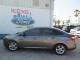 2014 Sterling Gray Ford Focus SE Sedan #92590512
