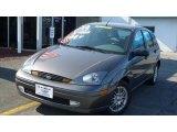 2003 Liquid Grey Metallic Ford Focus ZX5 Hatchback #9228661