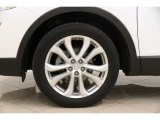 Mazda CX-9 2012 Wheels and Tires
