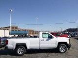 2014 Summit White Chevrolet Silverado 1500 WT Regular Cab #92590620