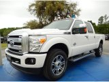 2015 Ford F250 Super Duty Platinum Crew Cab 4x4 Data, Info and Specs