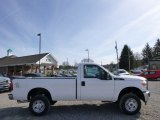 2015 Oxford White Ford F250 Super Duty XL Regular Cab 4x4 #92590470