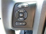 2015 Ford F250 Super Duty XL Regular Cab 4x4 Controls