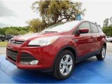 2014 Ruby Red Ford Escape SE 1.6L EcoBoost #92590594