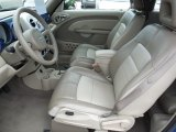 2008 Chrysler PT Cruiser Interiors