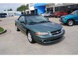 1996 Chrysler Sebring Polo Green Pearl