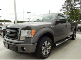 2014 Sterling Grey Ford F150 STX SuperCrew #92590588