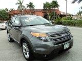 2013 Ingot Silver Metallic Ford Explorer Limited #92590580