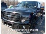 2014 Tuxedo Black Ford F150 FX4 SuperCrew 4x4 #92591060
