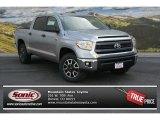 2014 Silver Sky Metallic Toyota Tundra SR5 TRD Crewmax 4x4 #92590338