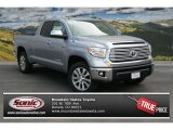 2014 Silver Sky Metallic Toyota Tundra Limited Double Cab 4x4 #92590337