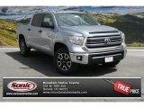 2014 Silver Sky Metallic Toyota Tundra SR5 TRD Crewmax 4x4 #92590336