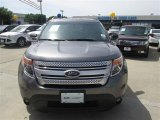2014 Sterling Gray Ford Explorer XLT #92590555