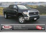 2014 Black Toyota Tundra SR5 Crewmax 4x4 #92590330