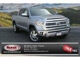 2014 Silver Sky Metallic Toyota Tundra 1794 Edition Crewmax 4x4 #92590329