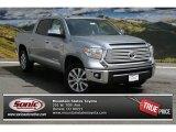 2014 Silver Sky Metallic Toyota Tundra Limited Crewmax 4x4 #92590327