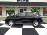 2013 Obsidian Black Lexus RX 350 #92590902