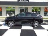 2013 Obsidian Black Lexus RX 350 #92590901