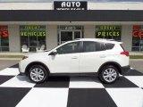 2013 Blizzard White Pearl Toyota RAV4 Limited #92590899