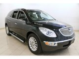 2010 Carbon Black Metallic Buick Enclave CXL AWD #92591001