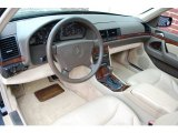1996 Mercedes-Benz S Interiors
