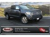 2014 Magnetic Gray Metallic Toyota Tundra Platinum Crewmax 4x4 #92651945