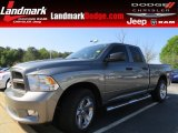 2012 Mineral Gray Metallic Dodge Ram 1500 ST Quad Cab #92652159