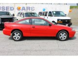 2003 Victory Red Chevrolet Cavalier LS Coupe #92652013