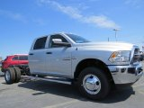 2014 Ram 3500 SLT Crew Cab 4x4 Dually Chassis Data, Info and Specs