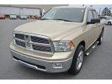 2011 White Gold Dodge Ram 1500 SLT Quad Cab 4x4 #92688770