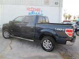 2014 Blue Jeans Ford F150 XLT SuperCrew 4x4 #92688469