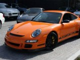 2007 Orange/Black Porsche 911 GT3 RS #924614