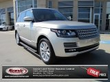 2013 Indus Silver Metallic Land Rover Range Rover HSE LR V8 #92688754