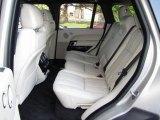 2013 Land Rover Range Rover HSE LR V8 Rear Seat