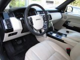 2013 Land Rover Range Rover HSE LR V8 Ivory/Ebony Interior