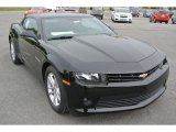 2014 Black Chevrolet Camaro LT Coupe #92688744