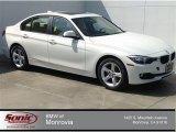 2014 Alpine White BMW 3 Series 320i Sedan #92688645