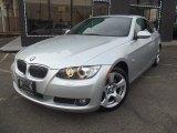 2009 Titanium Silver Metallic BMW 3 Series 328xi Coupe #92688635