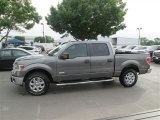 2014 Sterling Grey Ford F150 XLT SuperCrew #92713157