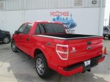 2014 Race Red Ford F150 STX SuperCrew #92713155