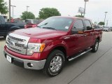 2014 Ruby Red Ford F150 XLT SuperCrew #92713151